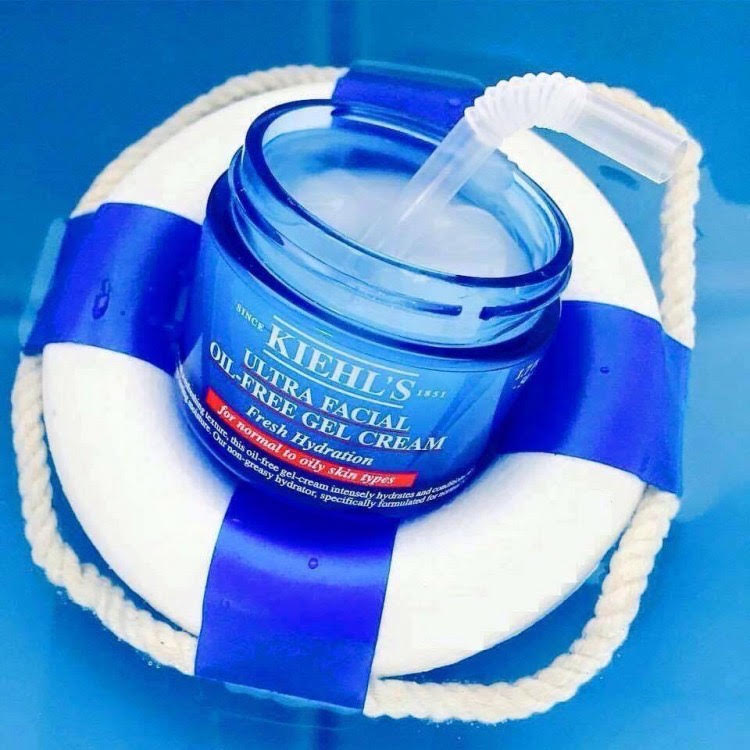 Kem Dưỡng Da Dầu Kiehl's Ultra Facial Oil-Free Gel Cream - 7ml