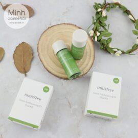 Innisfree Green Tea Balancing Ex Dual Kit 2 món